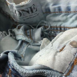 One Teaspoon Shorts - One by OneTeaspoon Bonitas Jean Shorts